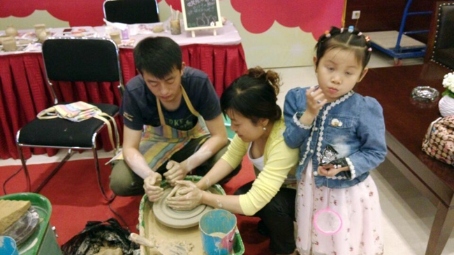 陶艺DIY暖场活动