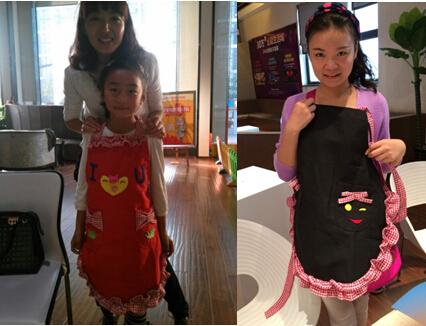围裙DIY